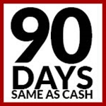 90 Days Same as Cash