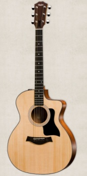 Taylor - 114CE Dreadnought Acoustic/Electric Guitar