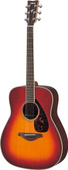 Yamaha - FG730S FG Series Acoustic Folk Guitar