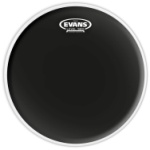 "Evans - 10"" Onyx 2-Ply Coated Head"