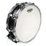 "Evans - 13"" Power Center Snare Batter Drumhead with Reverse Dot"