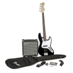 Fender - Squier® J Bass Guitar Pack