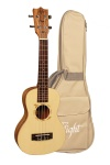 Kremona - Flight Series DUC-525 Concert Size Solid Spruce Top Ukulele with Bag