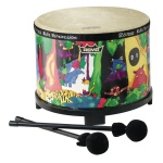 "Remo - 10"" Kids Percussion Floor Tom Drum"