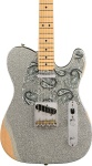 Fender - Brad Paisley Road Worn Telecaster Electric Guitar