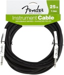 Fender - 25' Performance Series Instrument Cable (Straight-Straight Angle)