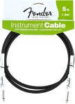 Fender - 5' Performance Series Instrument Cable (Straight-Straight Angle)