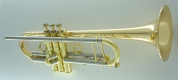 CarolBrass - Special Design Deluxe Heavy Professional Bb Trumpet