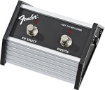 Fender - 2-Button Footswitch: Channel Select/Effects On/Off