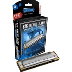 Hohner - Big River Harp MS Diatonic Harmonica, Key of G