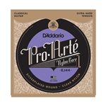 D'Addario - EJ44 Pro-Arte Nylon Classical Guitar Strings Extra Hard