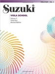 Suzuki Viola School, Vol 3: Viola Part