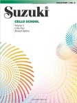 Suzuki Cello School, Vol 6: Cello Part