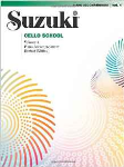 Suzuki Cello School, Vol 4: Piano Acc.
