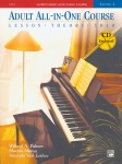 Basic Adult Piano Course, All-In-One: Level 2 - With CD