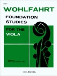 Foundation Studies for the Viola, Vol 2