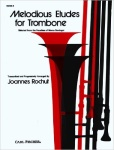 Melodious Etudes for Trombone: Book 2