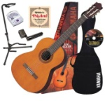 Yamaha - Nylon String Classic Guitar Package