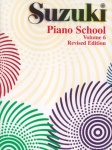 Suzuki Piano School, Vol. 6