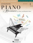 Accelerated Piano Adventures Sightreading: Book 1