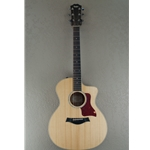 Taylor - 214CE Deluxe Cutaway Grand Auditorium Acoustic/Electric Guitar