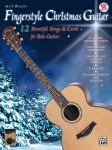 Mark Hanson's Fingerstyle Christmas Guitar: (Book & CD)12 Beautiful Songs & Carols for Solo