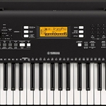 Yamaha - PSR-E363 61-Key Touch Sensitive Portable Keyboard