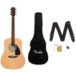 Fender - FA-115 Beginner Dreadnought Acoustic Guitar Pack
