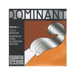 Thomastik - Dominant 1/2 Scale Nylon Core Violin A-String, Aluminum Wound, Medium Gauge