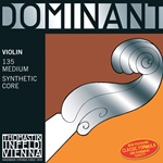Thomastik - Dominant 3/4 Scale Nylon Core Violin D-String, Medium Gauge