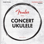 Fender - Ukelele Concert String Set