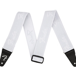 Fender - Weightless Running Logo Guitar Strap
