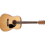 Fender - CD-60 Dreadnought V3 w/Case, Walnut Fingerboard, Natural