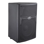 "Peavey - PVXp 10 10"" Two-Way Bi-Amped Sound Reinforcement Enclosure, 65Hz-20kHz Frequency Response, 400 Watt"