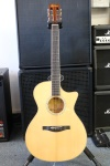 Eastman - AC608CE Grand Concert Acoustic/Electric Guitar with Solid Spruce Top