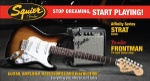 Fender - Squier Affinity Series Stratocaster with Frontman 10G Amp