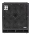 "Ampeg - 4x10"" Speaker Cabinet, Neodymium Loaded, 850W RMS"