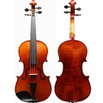 Krutz Strings - Krutz 200 Series Violin 4/4, Outfit w/ Bow and case