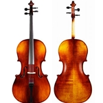 Krutz Strings - Krutz 100 Series Cello Outfit