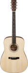 Eastman - E10D Flattop Dreadnaught Acoustic Guitar