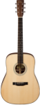 Eastman - E20D Flattop Dreadnaught Acoustic Guitar