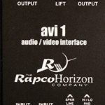 Horizon - AVI-1 Audio/Video Passive Interface Signal Converter