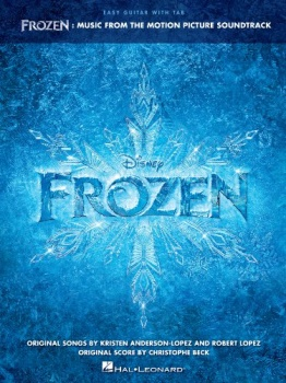 Frozen - Easy Guitar Songbook: Music from the Motion Picture Soundtrack
