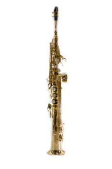 Chateau - VCH-S820LY2 Professional Handmade Straight Soprano Saxophone