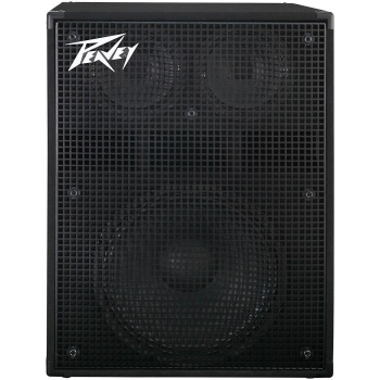 "Peavey - PVH 1516 1x15"" and 2x8"" 900W Bass Cabinet"