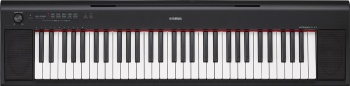 Yamaha - NP12 61-Key Lightweight Portable Keyboard