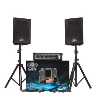 Peavey - Audio Performer Pack