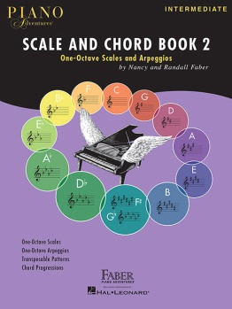 Piano Adventures Scale and Chord: Book 2