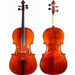 Krutz Strings - Krutz 3/4 200 Series Cello Outfit
