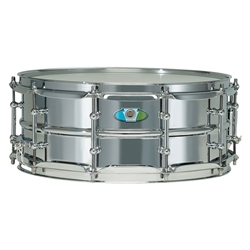 Ludwig - 5.5x14 Supralite Snare Drum w/ Chrome Triple Flange Hoops, Tube lugs